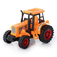Трактор 323 BD (192шт) инер-й, 16-10-9см, в кульке, 15,5-14-9см