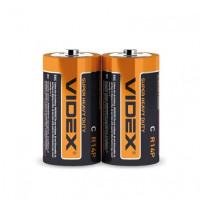 Батарейка Videx R14P/C 2pcs SHRINK