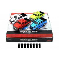 Машина трансформер, муз. зі світлом, коробка, 8шт, W5533-169