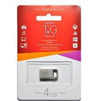 Флешка USB T&G 113 Metal series 4GB