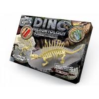 """Набір для проведення розкопок """"DINO EXCAVATION"""" динозаври укр.(6), DEX-01-04,05,06"""