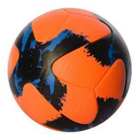 Мяч футбольный EN 3277 (12шт) размер 5, ПУ 4мм, ламинир, 410г, в кульке