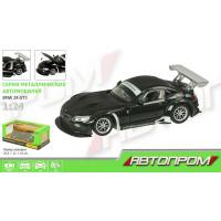 """Машина металл 68251A (12шт/2) """"АВТОПРОМ"""",батар.,свет,звук,откр.двери,капот,багаж., в кор. 24,5*12,5*"""
