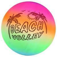 """Мяч 9"""" волейбол BT-PB-0007 цветной 60г сетка /300/"""